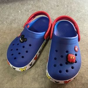 Crocs Disney Mickey Mouse light up